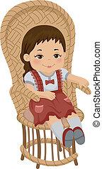 Rag Doll Chair