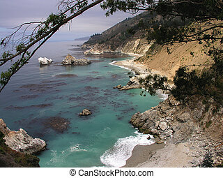 Ragged Point Big Sur California