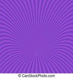 raggi, scoppio, astratto, -, vettore, disegno, fondo, radiale, strisce, raggio