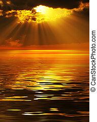 raggi, solare