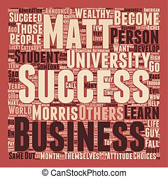 Rags To Riches Not Just An American Dream text background wordcloud concept