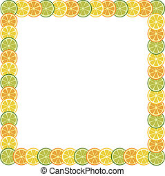 Rahmen, Früchte