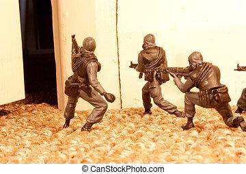raid, forces spéciales