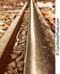 Rail, railway