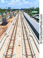 Rail - railway
