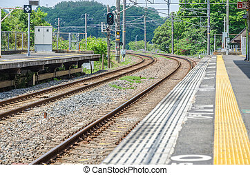 Rail Road Track (Railway)