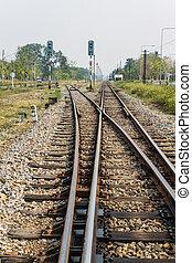 Railroad, Chaingmai - Bangkok