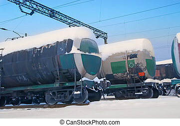 railroad tank