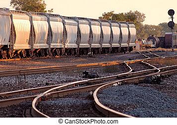 railroad udvar