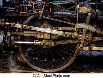 Railroad Wheel