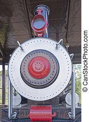 Railroading in Spanish Fork Canyon - Thistle, Utah - June...