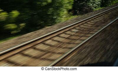 RailsRailway track motion