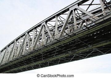 Railway bridge - Structure of railway bridge