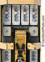 Railway Control Panel