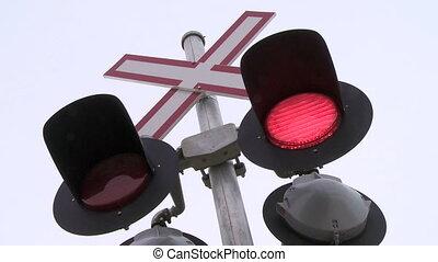 Railway Crossing Lights - Railway Crossing Signal Lights