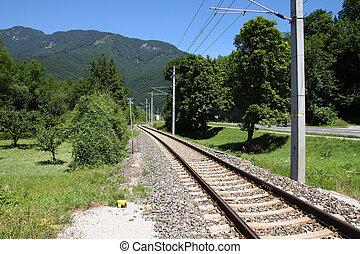 Railway in Austria