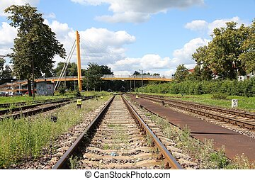 Railway in Poland