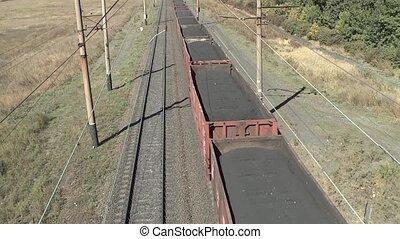 railway - motion