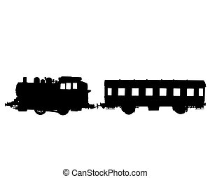 Railway train two