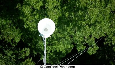 Rain gauge water aerial rainfall shot tower forest wood science research scientific weather meteorology funnel falling atmospheric onto precipitation measurement equipment plastic machine most important abiotic related plant growth, phenocamera phenology air pressure sensor, accurate measurements ...
