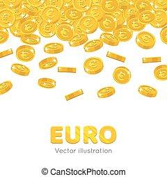 Rain Gold Euro Cartoon Frame Raingold Euro Cartoon Frame A Rain Of