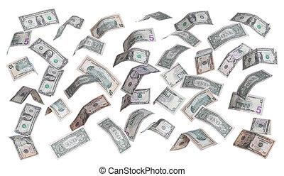 rain of dollars