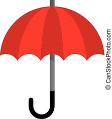 Rain Umbrella vector icon
