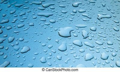 Rain Water drop