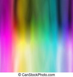 Rainbow Abstract Texture