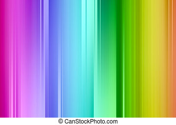 Rainbow background