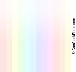 Rainbow background in pastel colours - Dreamy rainbow...