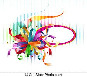 Rainbow bow 2