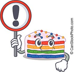 Rainbow Cake 16
