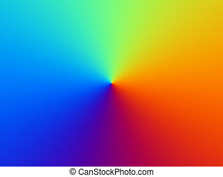 rainbow composition background - rainbow colorful on a...