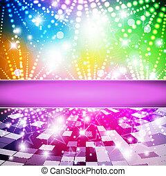 rainbow-disco