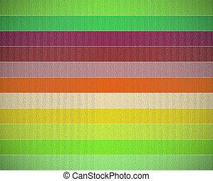 rainbow fabric craft background