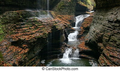 Rainbow Falls and Triple Cascade Loop - Rainbow Falls and...