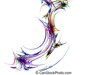 Rainbow Fractal