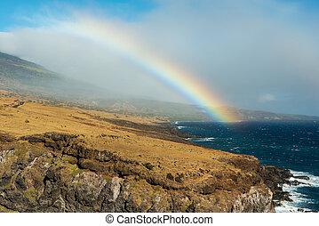 rainbow maui hawaii