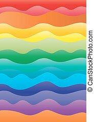 rainbow spectrum colors