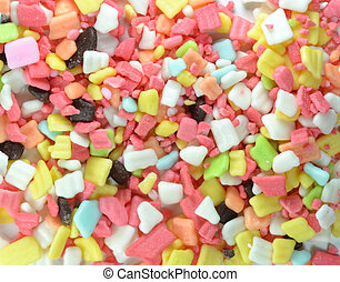Rainbow Sprinkles Confectionery Top