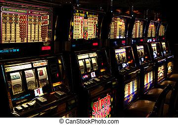 rainure, casino
