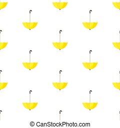 rainwater, umbrella., pattern., seamless