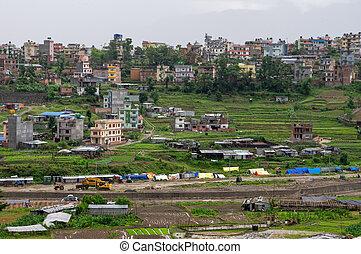 Rainy Season in Nepal