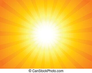 raio sol