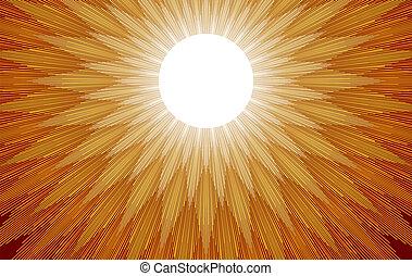 raios sol