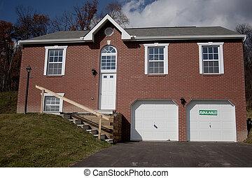 Raised Brick Home - Multi Level Brick Home in suburbia that...