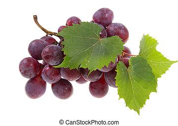 raisin, isolé