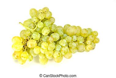 raisin, mûre, fruits
