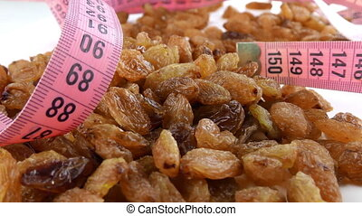 Raisins and Measurement